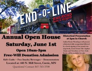 Open House - June 1st